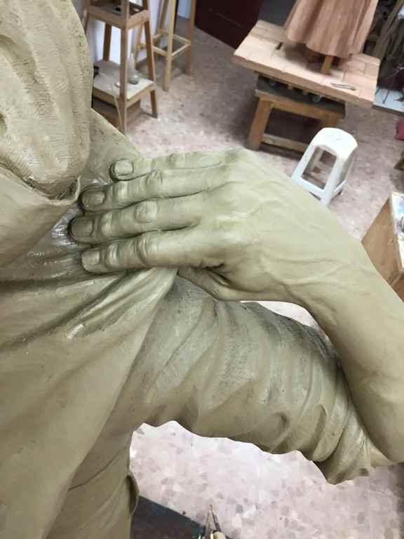 Obras en barro