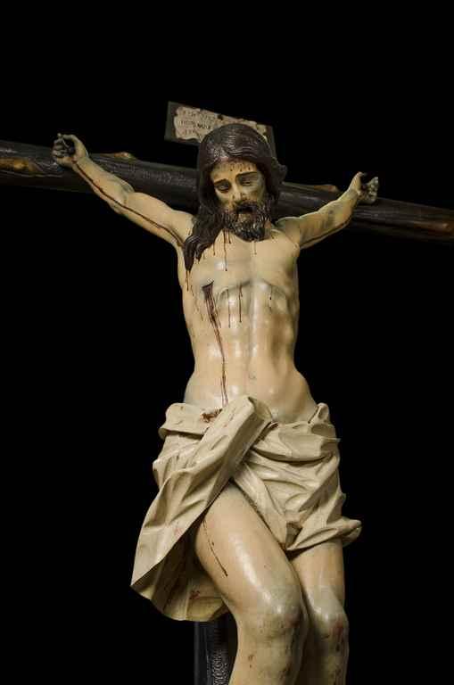 Restauración Crucificado Triana