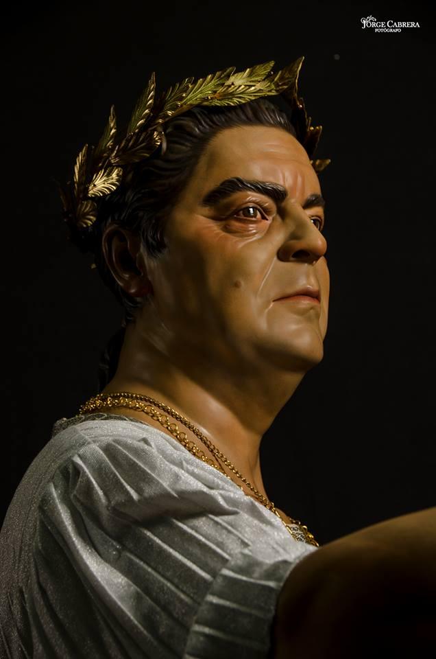 """Poncio Pilatos """"Antonio Canales"""" – Hermandad del Soberano (Morón de la Frontera)"""