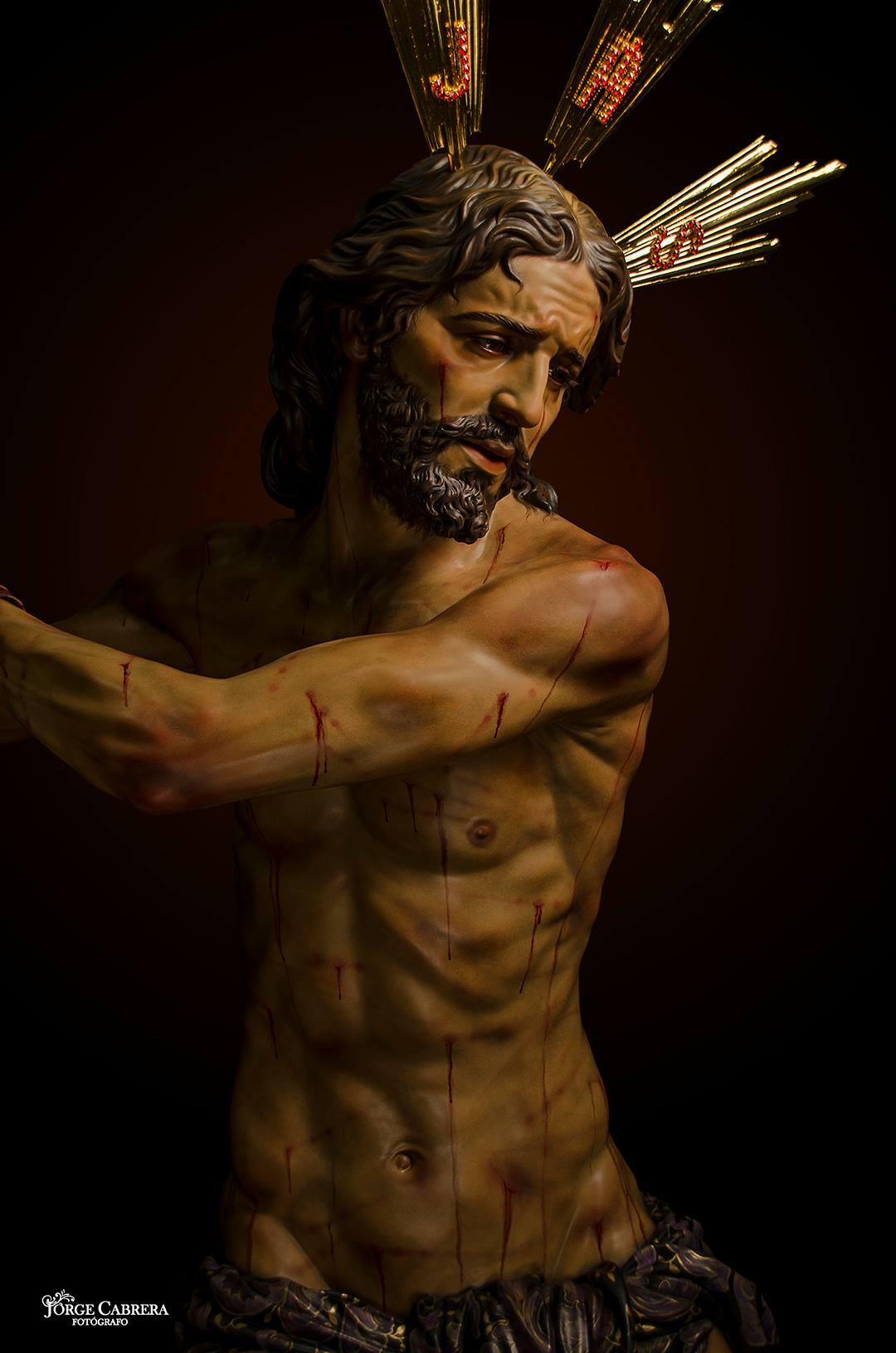 Señor de la Humildad en su Sagrada Flagelación para Pulpí (Almería)