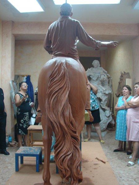 Monumento a gitano