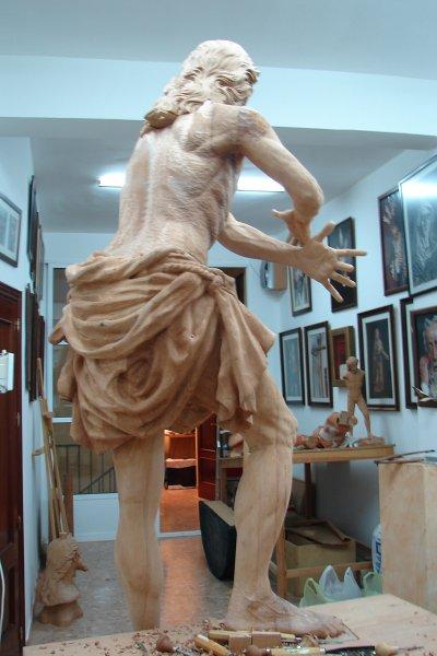 Obras de Manuel Martín Nieto en proceso