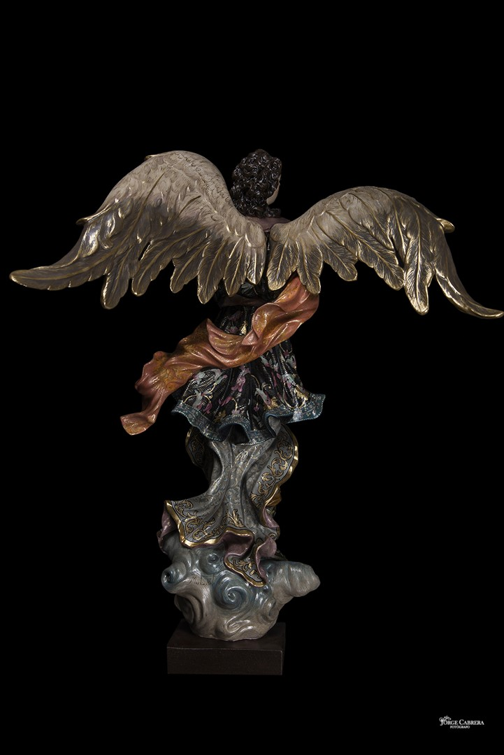 Tercer Arcángel para la Hermandad del Gran Poder de Chiclana